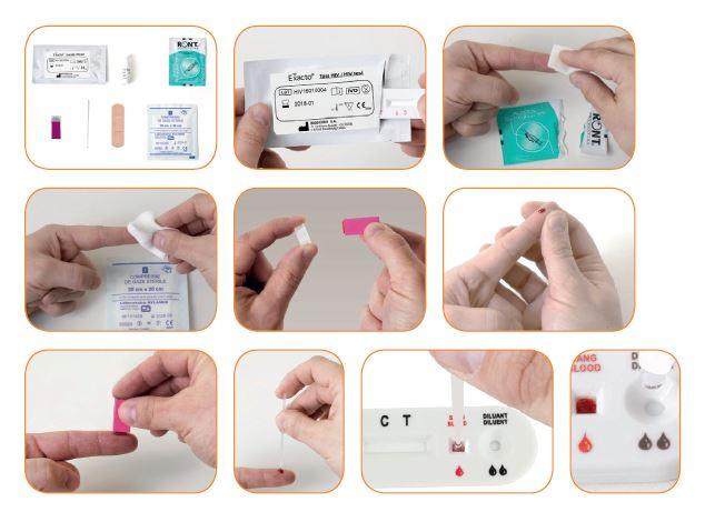 was kostet ein aids test beim hausarzt